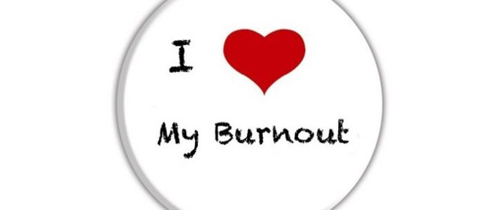 'I love my burnout' doorbreek het taboe